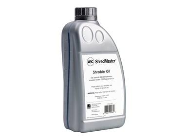 Rexel Silppuriöljy malleihin GBC ShredMaster 750S 1L