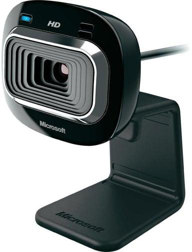 Microsoft LifeCam HD-3000 1280 x 720 Webcam