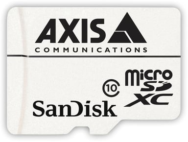 Axis Surveillance MicroSDXC 128GB