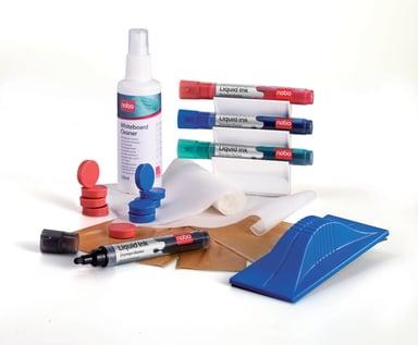 Nobo Starter Kit Whiteboard