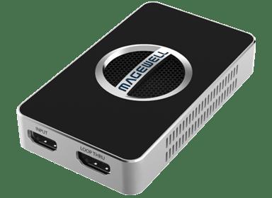Magewell USB Capture HDMI 4K Plus Sort