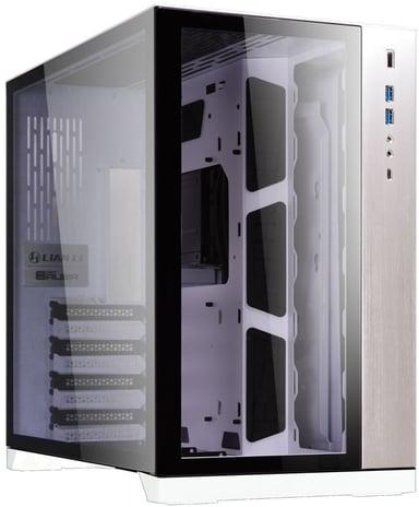 Lian-Li LIAN LI PC-011 DYNAMIC TEMPERED GLASS WHITE #NL #DEMO
