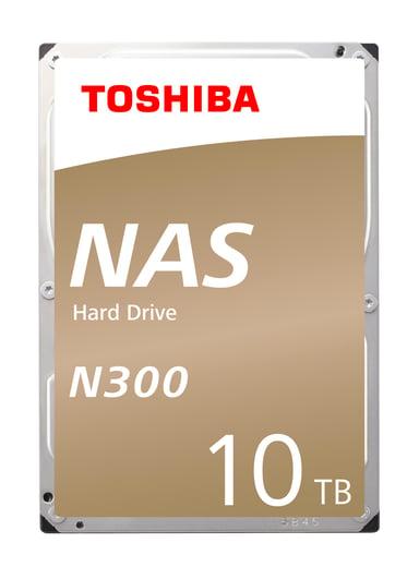 """Toshiba N300 NAS 10Tt 3.5"""" Serial ATA-600"""