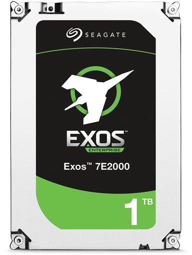 "Seagate Exos 7E2000 512N 1TB 2.5"" Serial Attached SCSI 3"