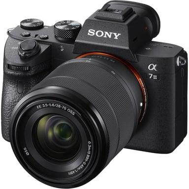 Sony a7 III ILCE-7M3K + FE 28-70 f/3.5-5.6 OSS