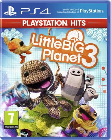 Sony Playstation Hits: Little Big Planet 3 Sony PlayStation 4