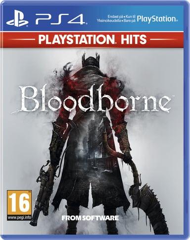 Sony Playstation Hits: Bloodborne Sony PlayStation 4