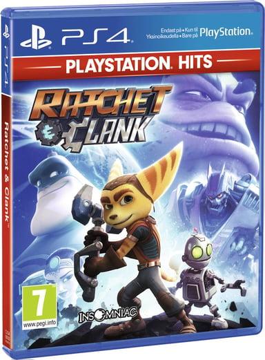 Sony Playstation Hits: Rachet & Clank Sony PlayStation 4