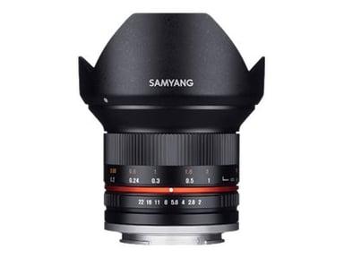 Samyang 12mm f/2.0 Fuji X