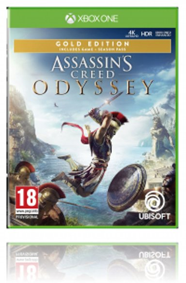 Ubisoft Assassin's Creed Odyssey Gold Edition Microsoft Xbox One