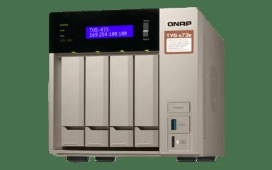 QNAP TVS-473e 0TB