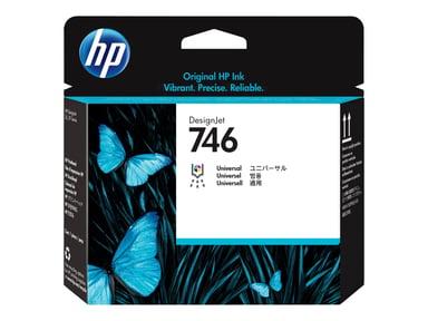 HP 746 null