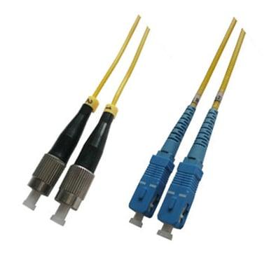 Microconnect Fiberoptisk kabel SC/UPC FC/UPC OS2 10m 10m