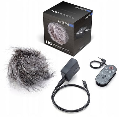 Zoom APH-6 Accesory Pack For H6
