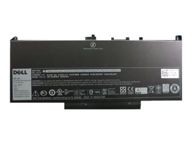 Dell Primary Battery null