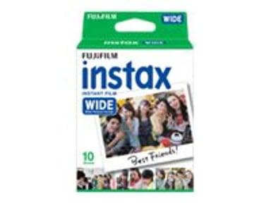 Fujifilm Instax Glossy Wide 10 Pics/Pack