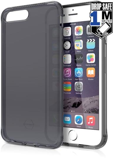 Cirafon Zero Gel Drop Safe iPhone 7 Plus Svart