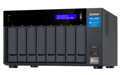 QNAP TVS-872XT 0TB