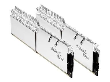 G.Skill Trident Z Royal Series 16GB 16GB 3,600MHz DDR4 SDRAM DIMM 288 nastaa