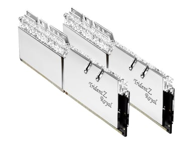 G.Skill Trident Z Royal Series 16GB 16GB 3,600MHz DDR4 SDRAM DIMM 288-pin