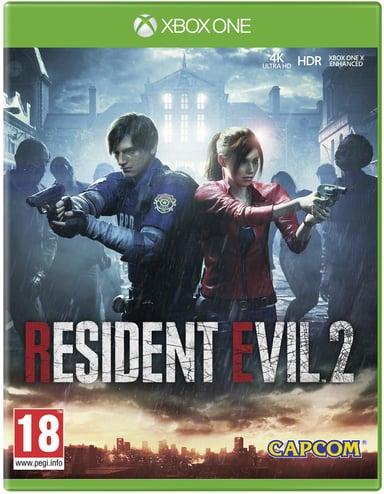 Capcom Resident Evil 2 Microsoft Xbox One