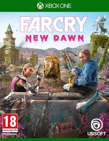 Ubisoft Far Cry New Dawn Microsoft Xbox One