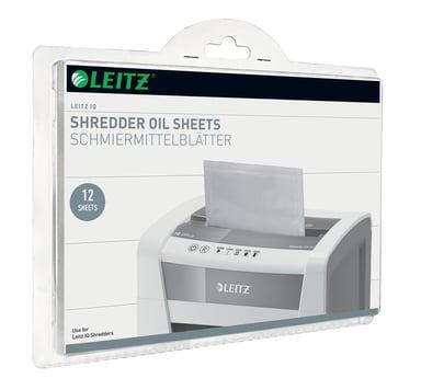 Leitz Oil Sheets - Leitz IQ 12pcs