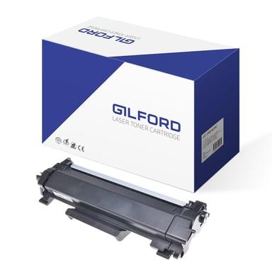 Gilford Värikasetti Musta 3K - L2510 - TN2420