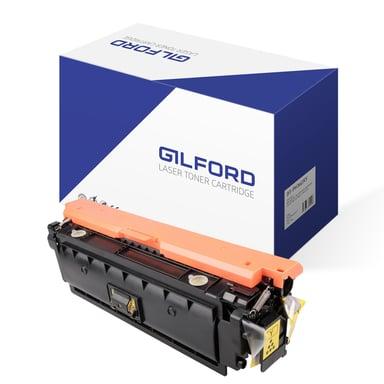 Gilford Toner Gul 508X 9.5K - Clj Ent M552/M553 Alternativ till: Cf362x