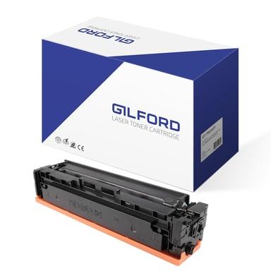 Gilford Toner Svart 203X 3.2K - Clj Pro M254/M280 Alternativ till: Cf540x
