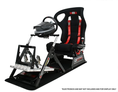 Next Level Racing GTultimate v2 Racing Simulator Cockpit #Demo