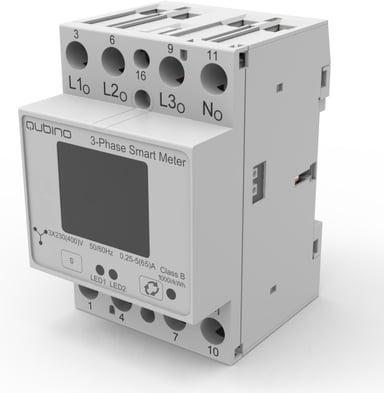 Qubino Smart Meter Din 3 Phase