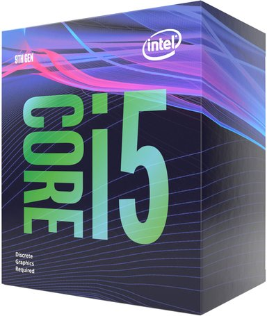 Intel Core i5 9400F 2.9GHz LGA1151 Socket Prosessor