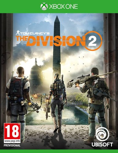 Ubisoft The Division 2 null