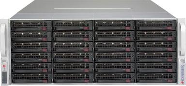 Supermicro SuperStorage Server 6049P-E1CR36L 1,200W