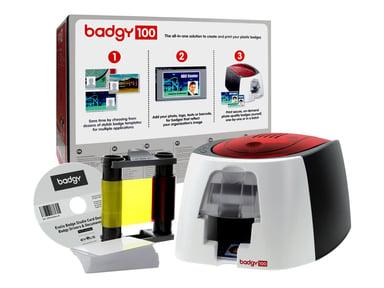 Evolis Badgy 100