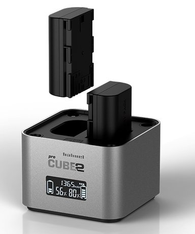 Hähnel Procube 2 Twin Charger Canon