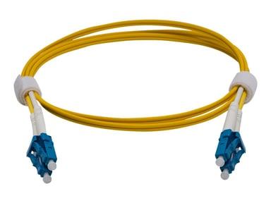 Pro Optix Kytkentäkaapeli LC/UPC LC/UPC OS2 1m 1m