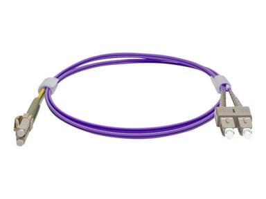 Pro Optix Patch-kabel SC/UPC LC/UPC OM4 2m 2m