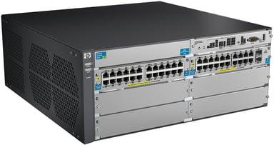 HPE 5406-44G-PoE+-2XG v2 zl Switch