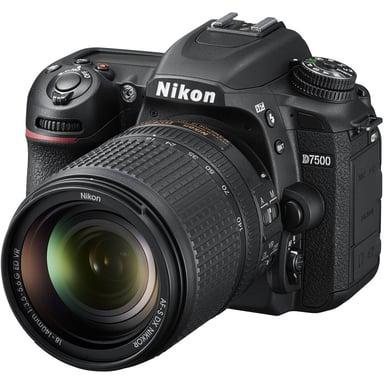 Nikon D7500 + AF-S DX NIKKOR 18-140 VR null