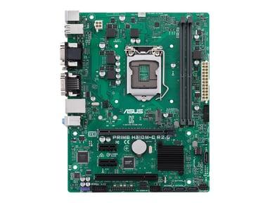 ASUS Prime H310M-C R2.0/CSM Mikro ATX Hovedkort