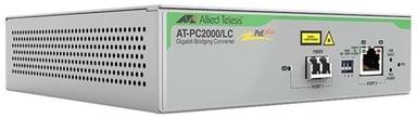 Allied Telesis AT-PC2000/LC Fibermediekonverterare SFP (mini-GBIC) RJ-45