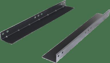 Toten L-profiler för 80cm-rack