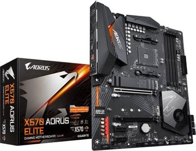 Gigabyte X570 Aorus Elite S-AM4 ATX ATX
