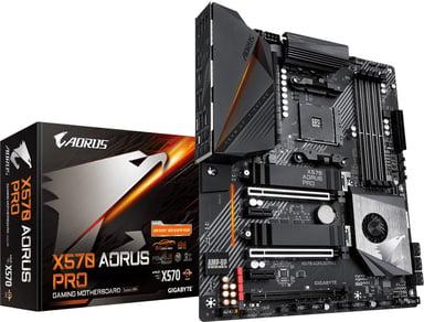 Gigabyte X570 Aorus Pro S-AM4 ATX ATX