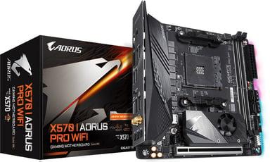 Gigabyte X570 I Aorus Pro WiFi S-AM4 Mini-ITX Mini ITX