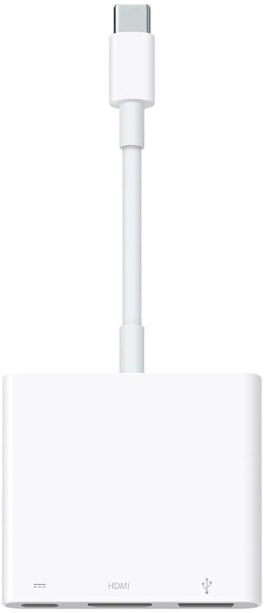 Apple USB-C Digital A/V Multiport-Adapteri