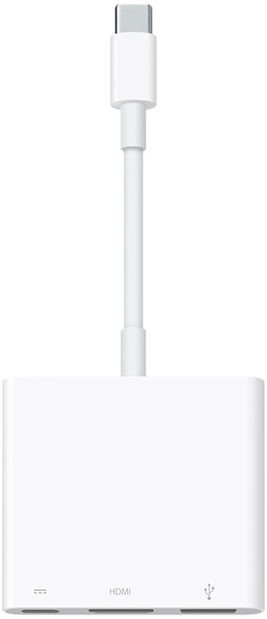 Apple USB-C MultiPort HDMI Adapter