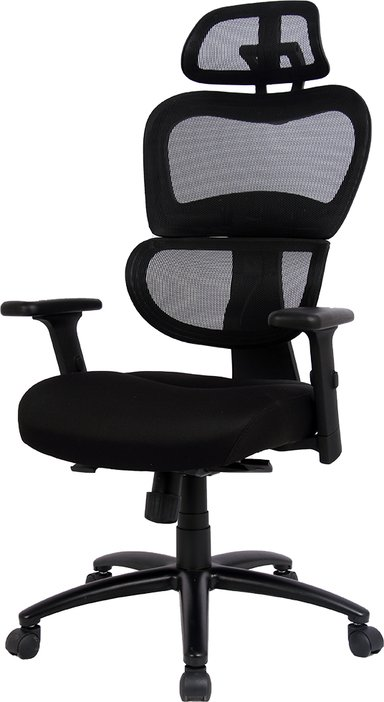 Prokord Office Chair 1908-P Black null